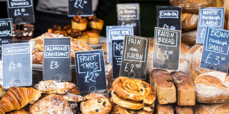 Five Must-Have Products in Your Bakery Range