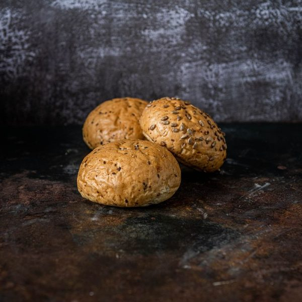 seeded bread rolls