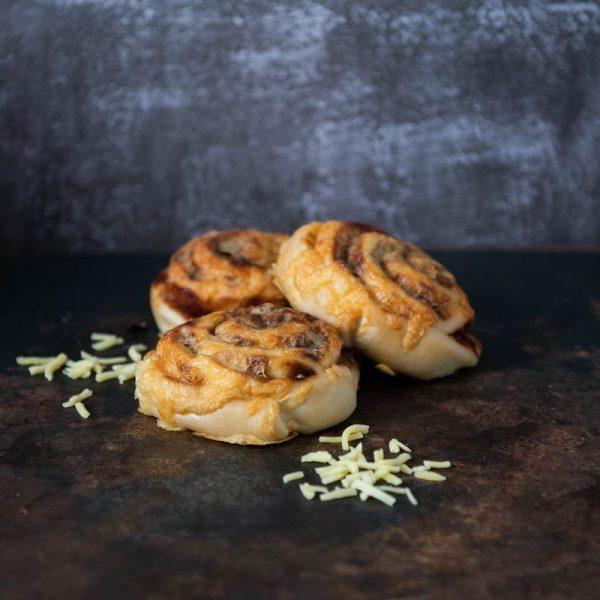 aussie scrolls baked