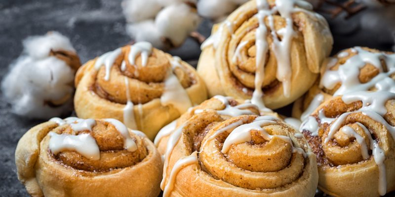 Popular Sweet Buns And Breads Eaten Around The World