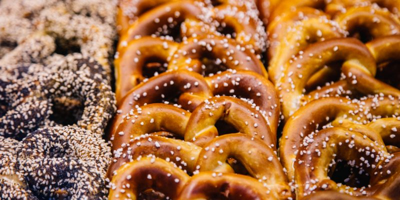 The Twisted History Behind the Pretzel